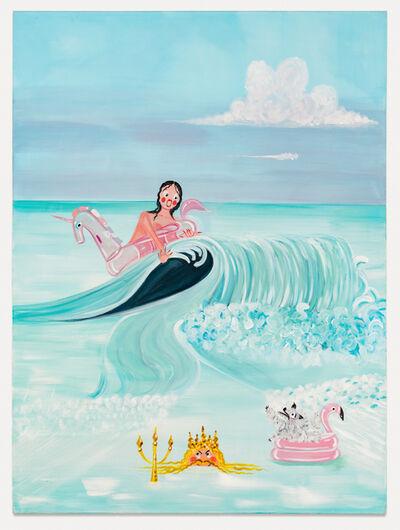 Oh de Laval, 'Young Poseidon', 2020