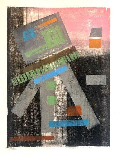 Werner Drewes, 'Mechanical Ballet', 1970-1979
