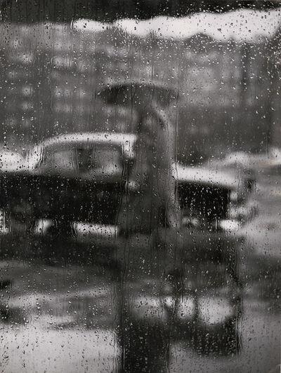 Sabine Weiss, 'Rain, Paris', 1950s/1950s