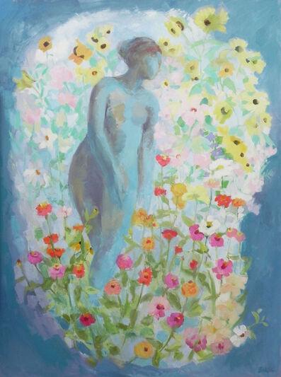 Teresa Baksa, 'In a Cloud of Flowers', 2015