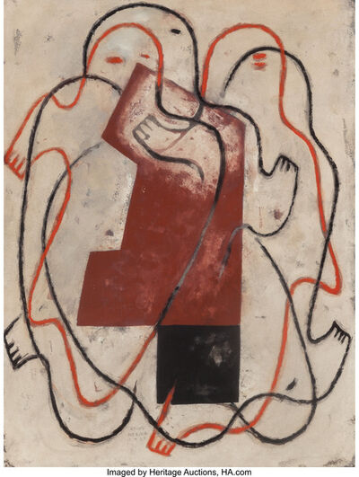 Carlos Merida, 'Untitled', 1933