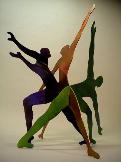 Pattie Porter Firestone, 'Helping Hands', 2009