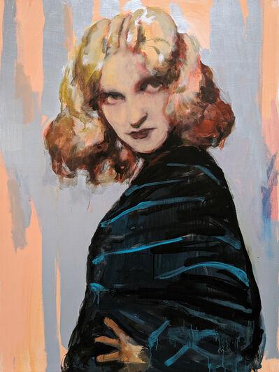 Geraldine Swayne, 'Girl in faust (pink)', 2019