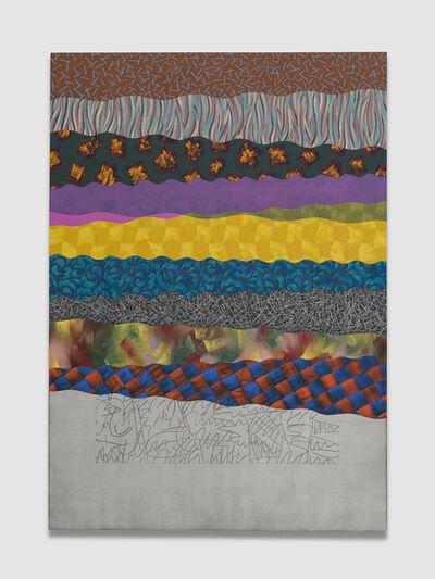 Alex Olson (b.1978), 'Cover', 2020