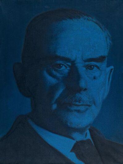Gottfried Helnwein, 'Thomas Mann', 1994