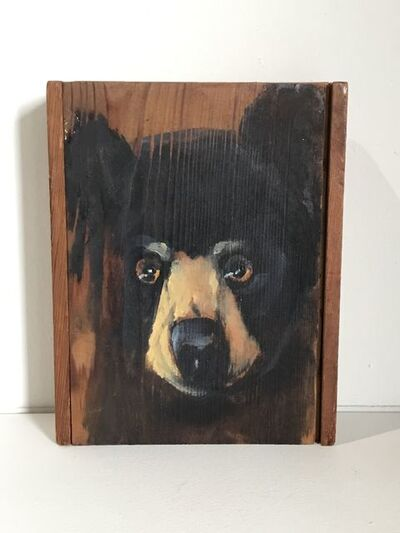 Robert McCauley, 'Bear Box Surprise 1', 2019