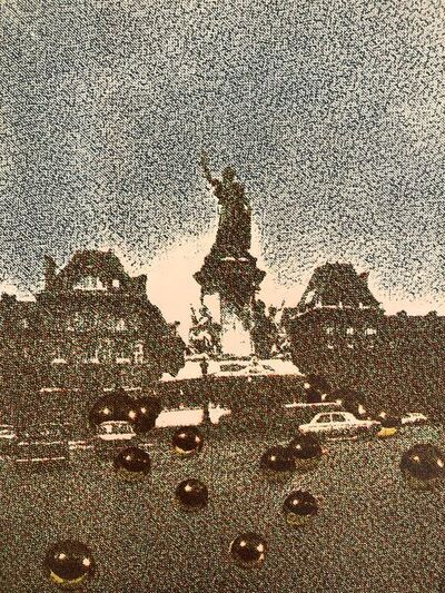 Pol Bury, 'Paris', 1971