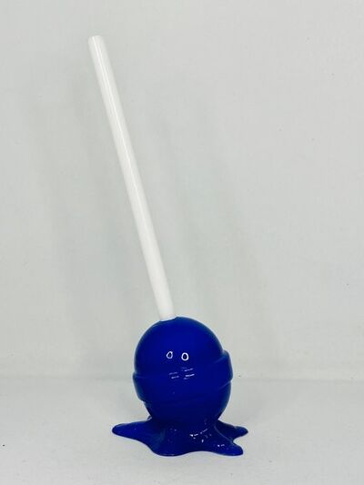 Elena Bulatova, 'Micro Deep Blue Lollipop', 2020