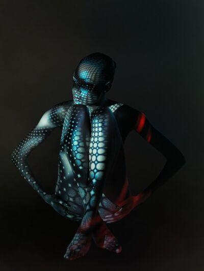 Carli Hermès, 'Sleepnet', 2012
