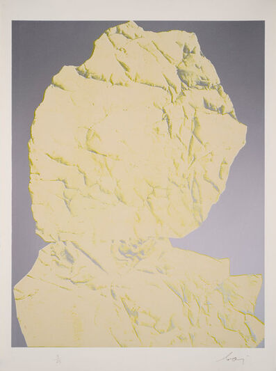 Enrico Baj, 'Light Rock or Phantom ', ca. 1969