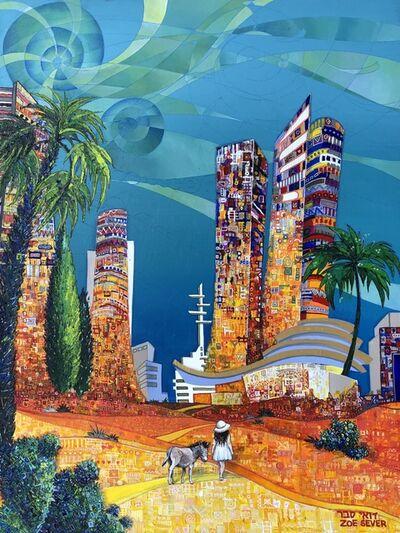 Zoe Sever, 'Sand Born City, Tel Aviv', 2019