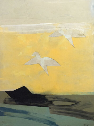Otto Rogers, 'Yellow Bird Motion', 2018