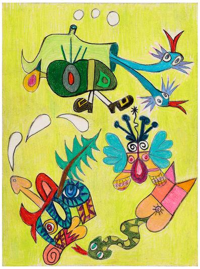 Rebecca Goyette, 'Dr. Seuss My Ass', 2019