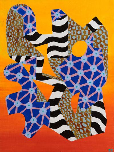 Zio Ziegler, 'Pattern and Movement', 2014