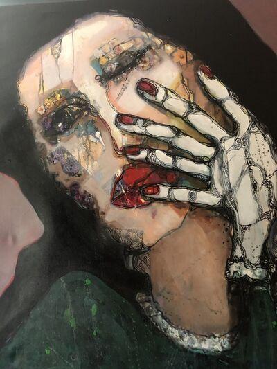 Aula Alayoubi, 'The White Hand', 2012