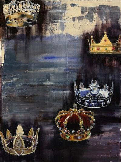 Douglas Schneider, 'Falling Crowns'