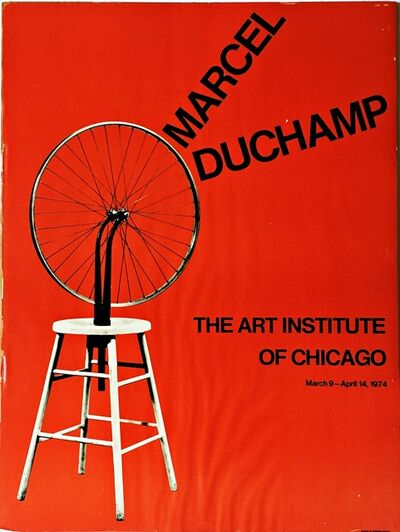 Marcel Duchamp, 'The Art Institute of Chicago', 1974