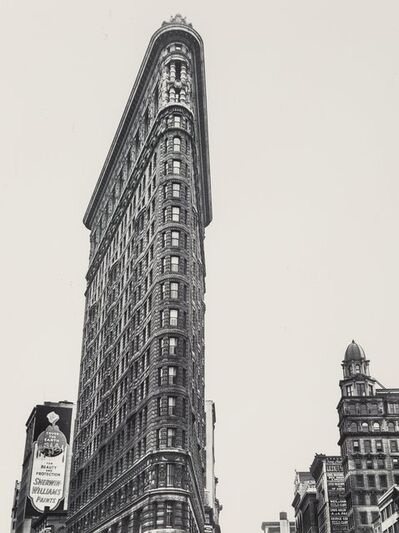 Berenice Abbott, 'Flatiron Building, Madison Square'