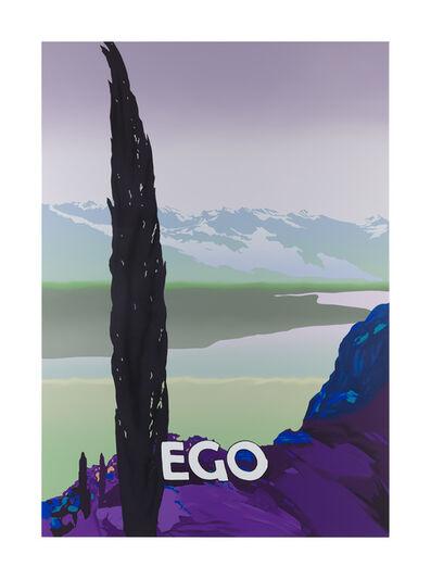 Alex Dordoy, 'Winters' Ego', 2018