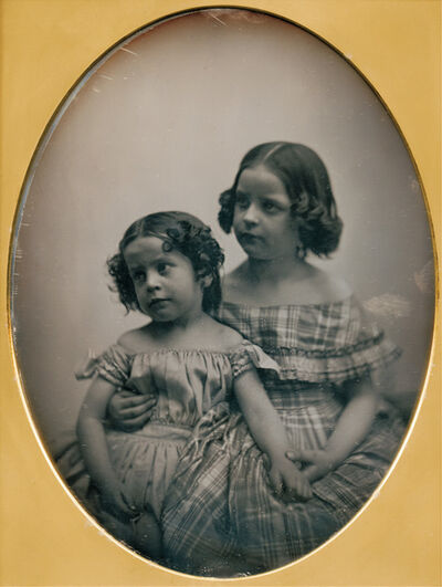 Southworth & Hawes, 'The Young Sisters', ca. 1850