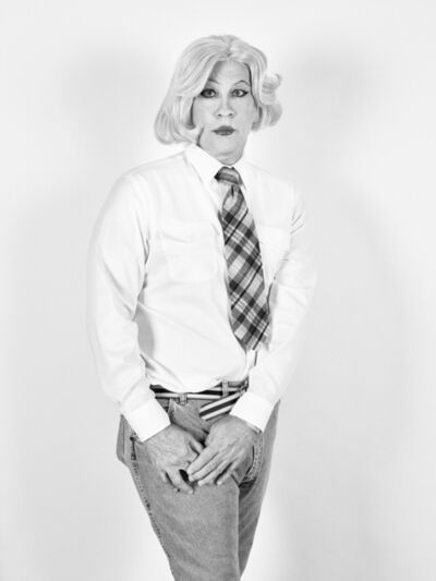 Sandro Miller, 'Christopher Makos - Lady Warhol Standing (1981)', 2014