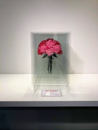 Ardan Özmenoğlu, 'Pink to Red', 2018