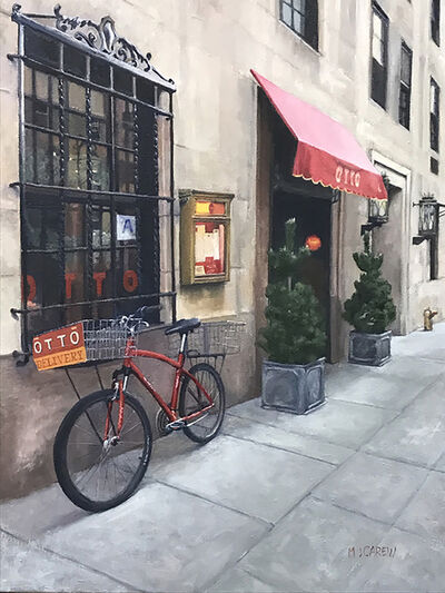 Mary Carew, 'Otto on Eighth Street Greenwich Village', 2017