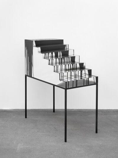 Monica Bonvicini, 'On the Table #1', 2013