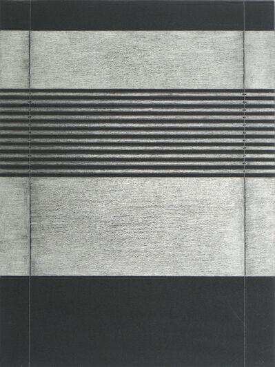Joan Witek, 'Atlantic Detail - Silver ( D-195 ) ', 2003