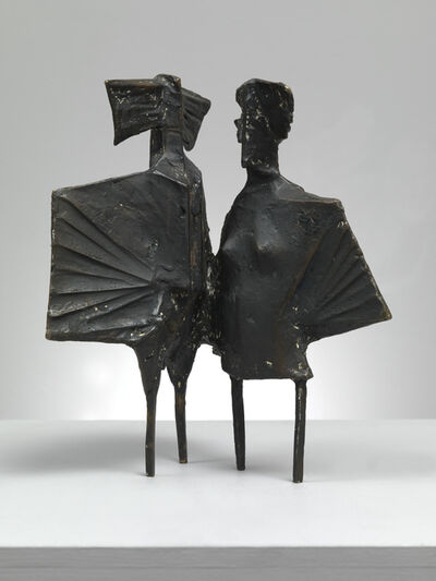 Lynn Chadwick, 'Winged Figures', 1970