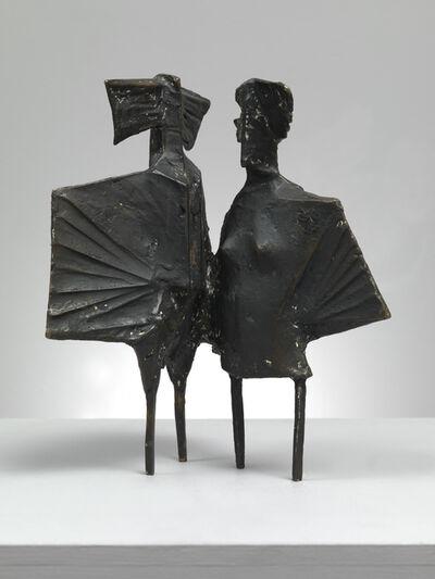 Lynn Chadwick, 'Winged Figures', 1970