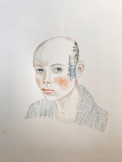 Anne Siems, 'Forest Tattoo', 2020