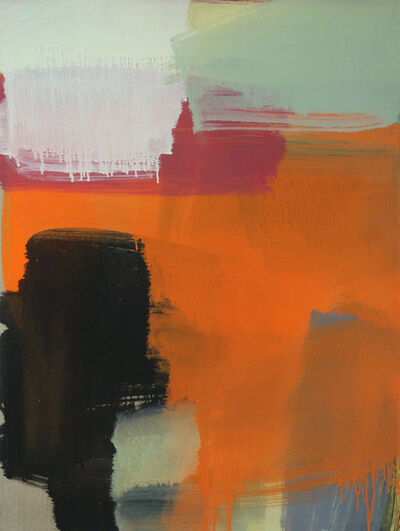 Marc Van Cauwenbergh, 'Walking in Orange', 2018