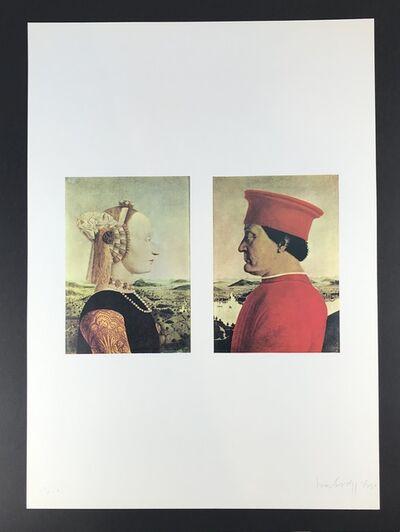 Claudio Parmiggiani, 'Complete Folder with 10 Artworks', 1970