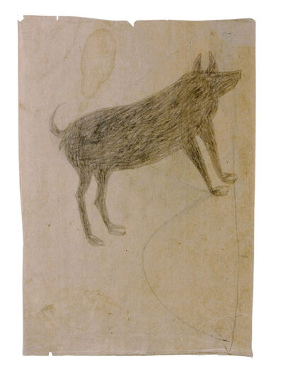 Bill Traylor, 'Sow'