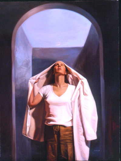 Margaret Morrison, 'Epiphany', 2003