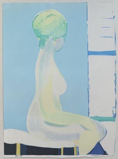 Roger Muhl, 'Femme au Turban Vert', ca. 1970