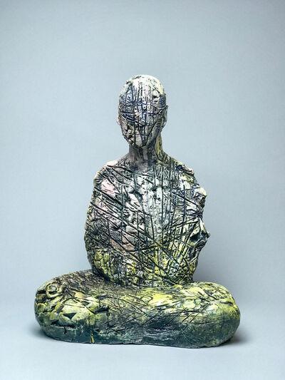 Wanxin Zhang, 'Meditation Series II', 2018
