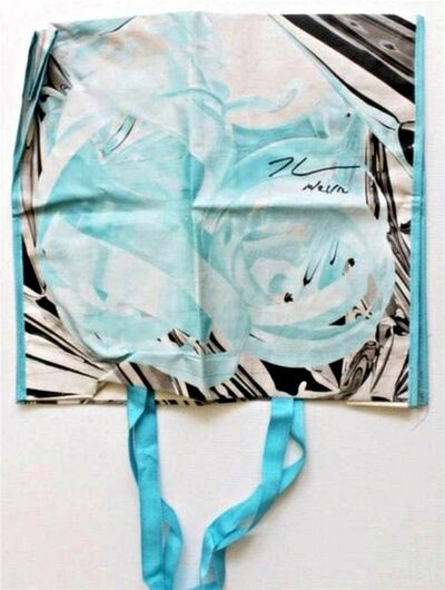 Jeff Koons, 'Mixed Media Bag (Hand Signed)', 2012