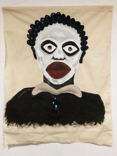 Joseph Green, 'Black Face White Face', 2019