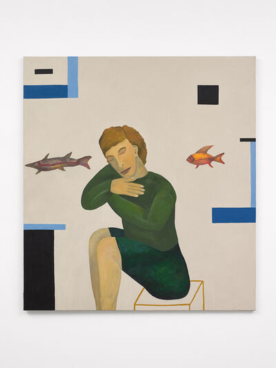Nathalie Du Pasquier, 'Aspetta la nave', 1987/2021