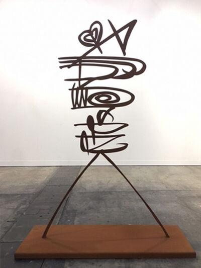 Rachid Koraïchi, 'Les Priants', 2018