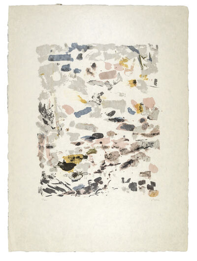 Henry Moore, 'Petals', 1974