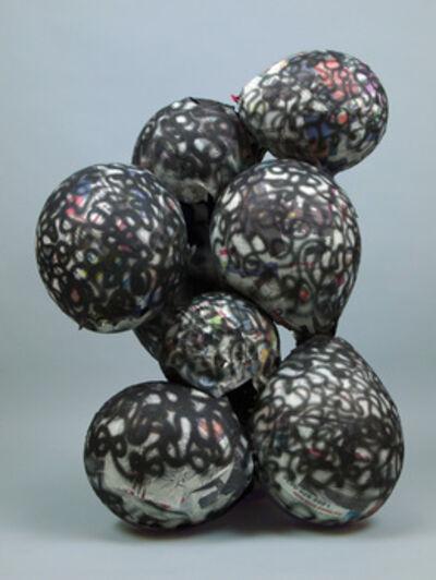 Nicolas Lobo, 'Balloon Collage 2', 2013