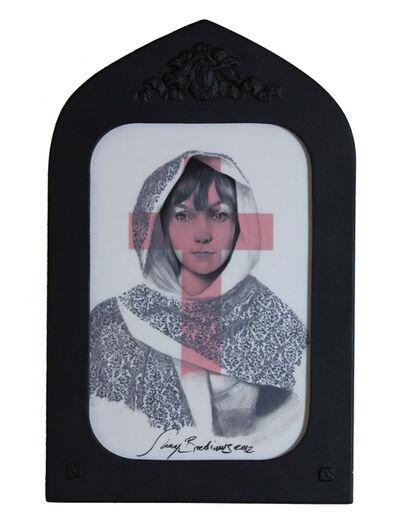Shay Bredimus, 'Red Cross', 2012