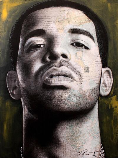 André Monet, 'Drake', 2019