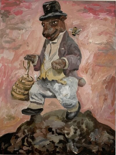 Ben Killen Rosenberg, 'The Beekeeper', 2020