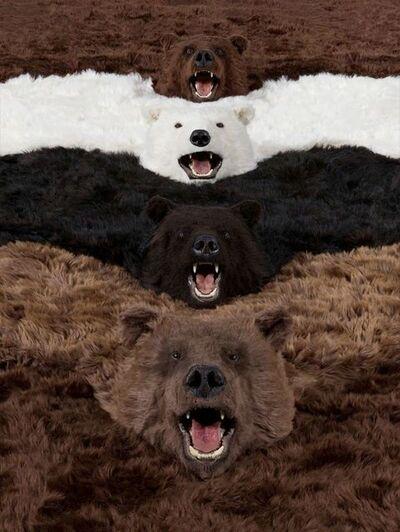 Paola Pivi, 'I'm a bear, so what?', 2012
