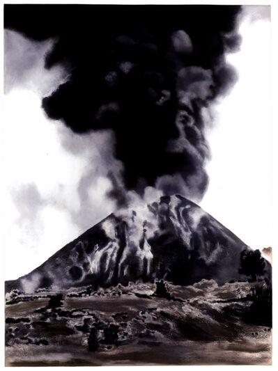 Michele Zalopany, 'Volcano', 1988