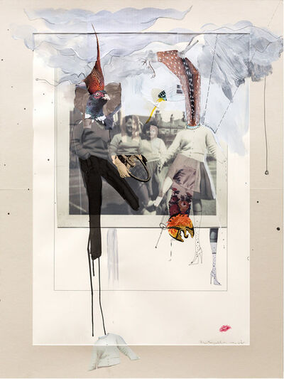Ramin Haerizadeh, 'First Rain's Always a Surprise 9'